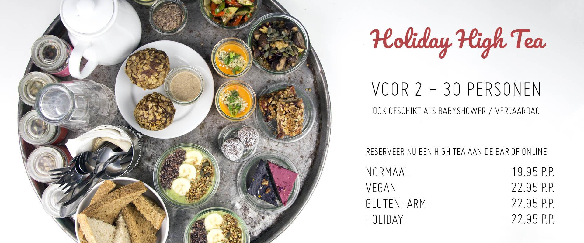Reserveer nu een high tea in centrum Rotterdam.